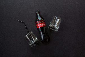 Кока-кола Зеро 0,5