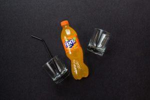 Фанта апельс./ 0,5 л.