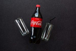 Кока-кола/ 1 л.