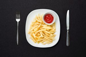 French fries / 150 g.