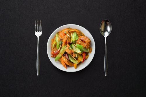 Курица с сельдереем Chicken celery 100 гр 2.0-min